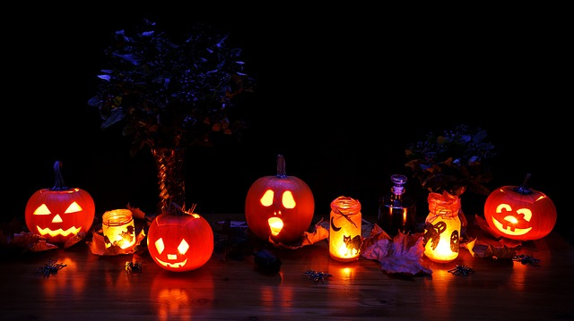 Ozdoby na Halloween - jakie wybrać?
