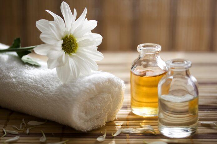 Zastosowanie olejków eterycznych w produkcji kosmetyków